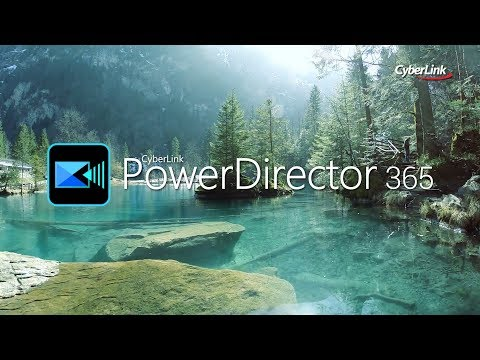Video Editing Software Subscription with Unlimited Plug-ins and Effects | PowerDirector 365