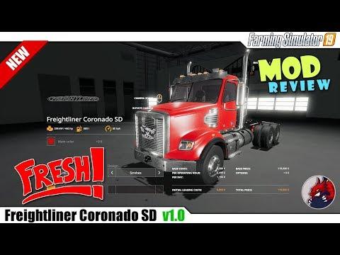 Freightliner Coronado SD v1.0