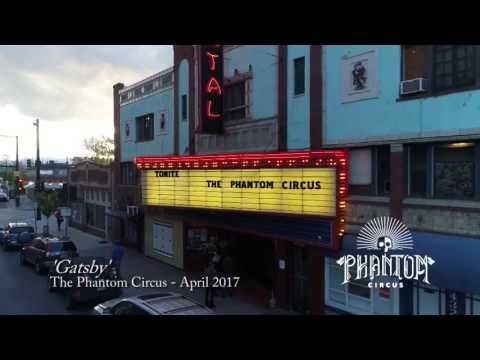 Phantom Circus: Gatsby - Oriental Theater Denver   27-April 2017