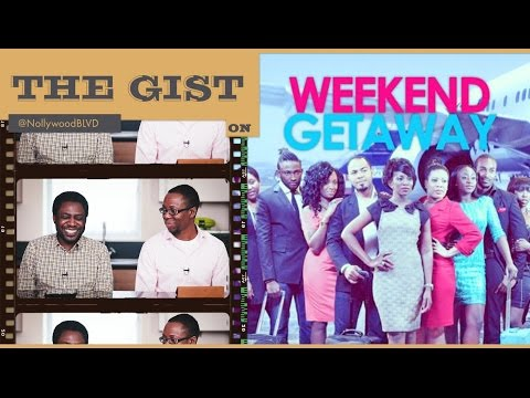 EP015 - WEEKEND GETAWAY - Movie Review // The GIST