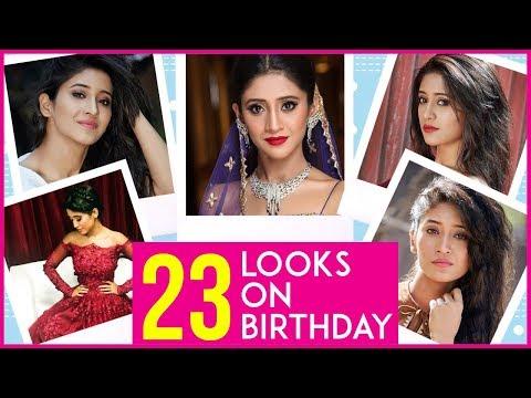 Shivangi Joshi's 23 SIZZLING Looks On Her 23rd Bir
