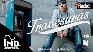 Nicky Jam - Travesuras | Audio Oficial Con Letra | Reggaeton Nuevo 2014 - YouTube