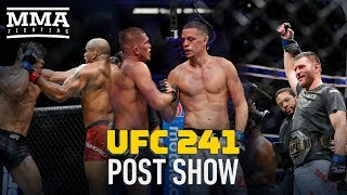 UFC 241 Post-Fight Show - MMA Fighting by MMA Fighting