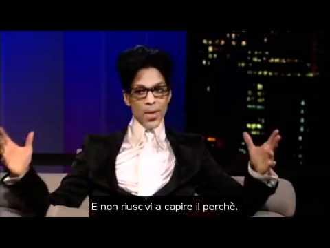 quando prince parlò di geoingegneria in tv (tradotto ita)