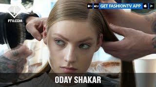 New York Fashion Week Fall/WItner 2017-18 - Oday Shakar Hairstyle | Fa...