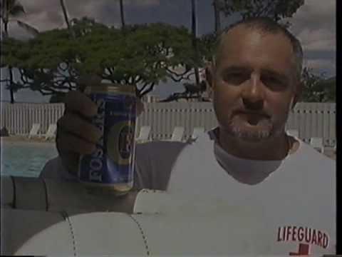 Aussie beer commercial