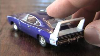 1969 DODGE DAYTONA CHARGER HEMI M2 Machines Car Review By CGR Garage