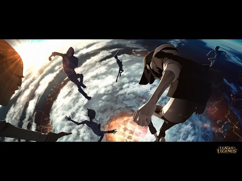Warriors – Imagine Dragons (1 hour) | League Of Legends Worlds 14′ song | (Video included)