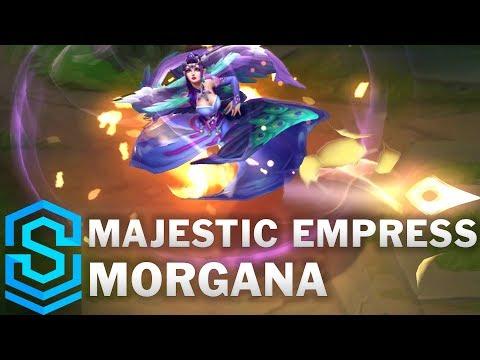 Morgana Khổng Tước Hoàng Hậu - Majestic Empress Morgana