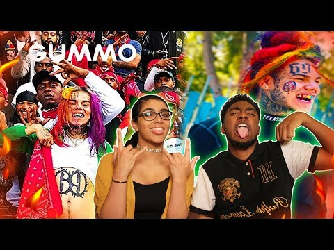 Video 6IX9INE - GUMMO 🔥 🗑♻ (OFFICIAL MUSIC VIDEO) |  BLOOD 🔴 OR 🔵 CRIP | GIRLFRIEND REACTS ❤ download in MP3, 3GP, MP4, WEBM, AVI, FLV January 2017
