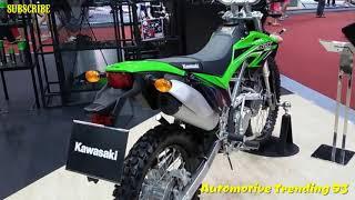 7. Kawasaki KLX 150 BF 2017-2018 New Diesel