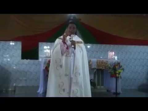 Bishop Onah's Homily At Obukpa Layout During Installation Of Blesssed Sacrament