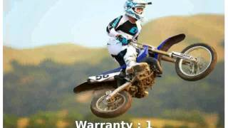 9. 2009 Yamaha YZ 85 Specification & Info