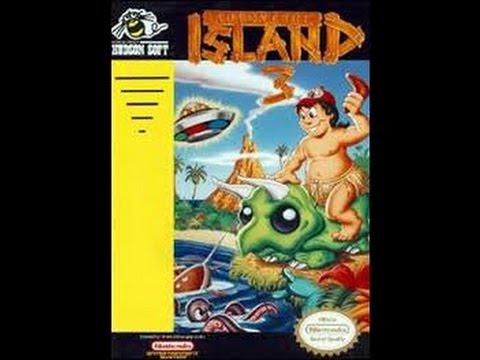 Adventure Island 3 NES