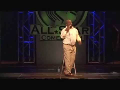 Def Comedy Jam. Arnez J