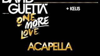 Kelis - Acapella (produced by David Guetta)