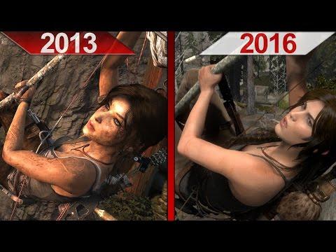 Comparison | Tomb Raider (2013) vs. Rise of the Tomb Raider (2016) | ULTRA | GTX 970 Benchmark (видео)
