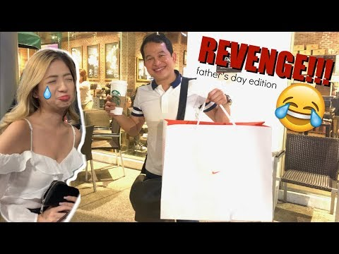 REVENGE NI PAPA! KIDS CAN'T SAY NO | FATHER'S DAY SPECIAL ❤️