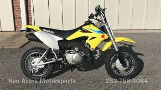 3. 2018 Suzuki DR-Z70