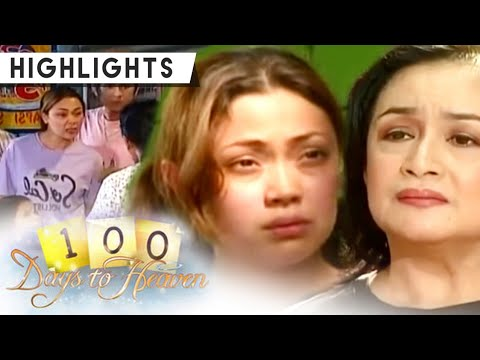 Sophia helps Anna look for her daughter, Trisha | 100 Days To Heaven