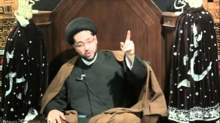 "2nd Night of Muharram: ""Does My Dua Alone Earn Me Triumph And Success?"" by Sayed Mothafar Al-Qazwini"