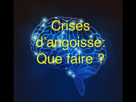 Crises d'angoisse et de panique : que faire ? De vraies solutions.