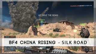 Silk Road Map Gameplay