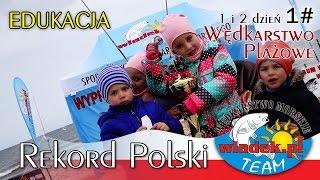 Sportowy Klub Wędkarstwa Morskiego Władek TEAM oraz Pomorzanka w dniach 23 kwietnia - 3 maja 2017, na plaży we Władysławowie, będą ustanawiać ...