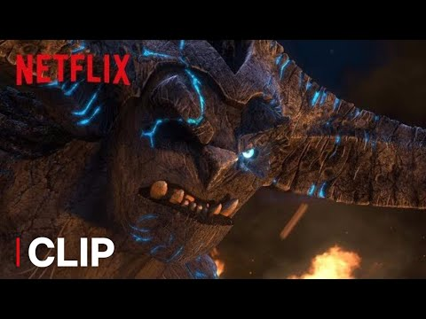 Trollhunters Part 2 | Exclusive Clip [HD] | Netflix Futures