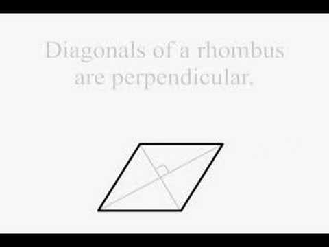 Properties of Quadrilaterals Video