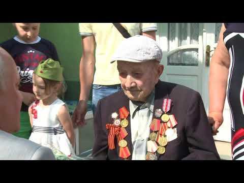 Președintele țării a vizitat unicul veteran de război rămas în viață din satul Copanca, raionul Căușeni