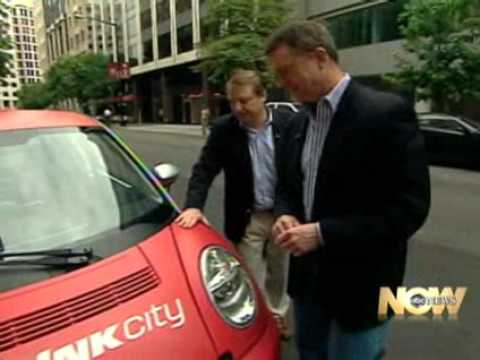 think electric car review