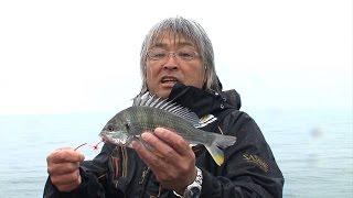 投げ釣りでカレイを狙う!爆笑トーク満載で絶好調!/四季の釣り/2015年12月4日OA