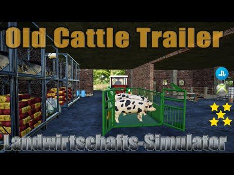 Old Cattle Trailer v1.0.0.0