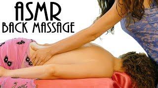 Exclusive ASMR & Massage Videos @ https://psychetruth.vhx.tv/browse♥ Help Support This Channel @ http://www.patreon.com/psychetruth↓ Follow Me! Social Media Links Below ↓ASMR Back Massage Soft Spoken – Tips for Dealing with Emotions Melissa LaMunyon LMT In this video, Melissa gives Corrina a professional back massage while discussing tips on how to handle strong emotions and soft spoken asmr voice. ASMR Massage & Spa Social Media & Website Links  YouTube  - http://www.youtube.com/ASMRMassageSpaFacebook - http://www.facebook.com/ASMRpsychetruthInstagram - http://www.instagram.com/ASMRPsychetruth Twitter - http://www.twitter.com/ASMRpsychetruthPatreon - http://www.patreon.com/psychetruthExclusive Website - http://www.psychetruthpatrons.com Pinterest - http://www.pinterest.com/psychetruthFeaturing Corrina Rachel http://www.corrinarachel.com http://www.youtube.com/corrinalovesjazzhttp://www.Facebook.com/CorrinaRachelhttp://www.instagram.com/corrinarachelRelated Videos ASMR Massage & Back Tickling – Microphones in Sleeves Brushing & Sponge Soundshttps://www.youtube.com/watch?v=xVWyVpR1kdAASMR Whispering Ear Massage For Binaural Ear to Ear Whisper For Relaxation & Sleephttps://www.youtube.com/watch?v=worq-80t7ZcBeautiful Back Tickle ASMR ♥ tickling, Tracing, Light Massage with Ear to Ear Whispering https://www.youtube.com/watch?v=HgQsoK91uLcASMR Back Massage & Intense Whisper Binaural Ear to Ear Relaxation Melissa & Corrinahttps://www.youtube.com/watch?v=KaKAmIdNtDcMusic By iChill Music Factoryhttp://www.ichillmusic.com © Copyright 2017 Target Public Media, LLC. All Rights Reserved.