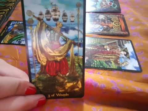 Videos de amor - Aries - Tarot Amor sobre tu EX del 20 al 31 de Enero
