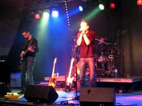 Pure Dust, gig at Machelen