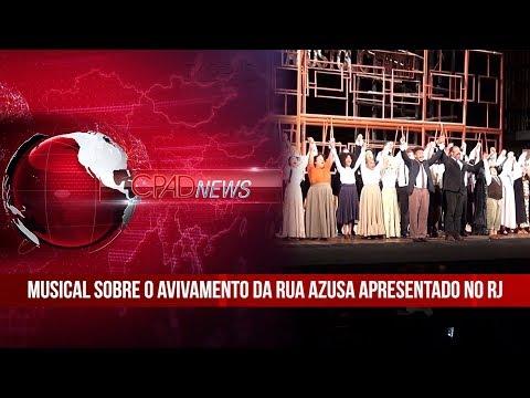 Boletim Semanal de Notícias CPAD News 147