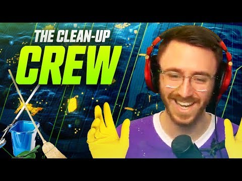 THE CLEANUP CREW HAS ARRIVED!! - COD:Blackout Full Gameplay