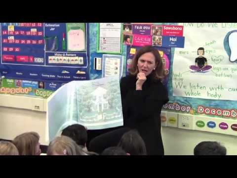 read a book - Dr. Colleen Wilcox shares important information and tips about reading books to children with Project Cornerstone readers. The goal of the video is to help p...