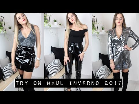 TRY ON HAUL INVERNO 2017 ft. ZARA, H&M, MISSGUIDED, TOPSHOP e VANS
