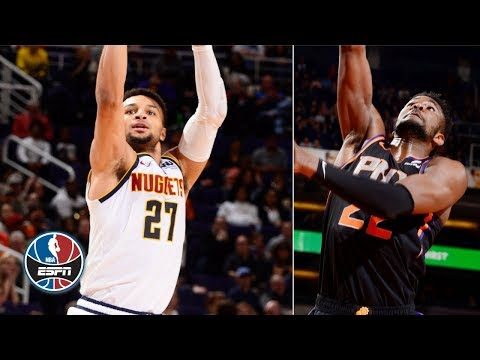 Video: Jamal Murray gets hot, scores 46 in Nuggets' win vs. Suns | NBA Highlights