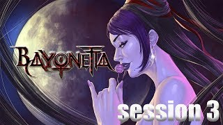 Here is the entire third stream of Bayonetta in it's entirety ▻ Subscribe Here: http://bit.ly/14eQ2NL ▻ Support The Channel: ...