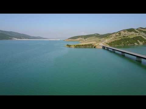 Liqeni Banjes. Gramsh. Albania