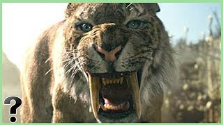 Video What If Saber-Toothed Tigers Didn't Go Extinct? MP3, 3GP, MP4, WEBM, AVI, FLV September 2018