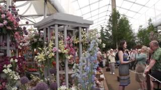 #712 Chelsea Flower Show 2012 - Gemüse und Florales bei Waitrose