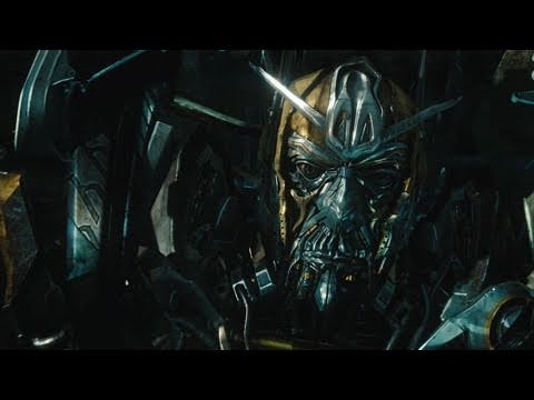 'Transformers: Dark of the Moon' Trailer HD