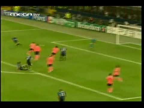 Inter 3 - 1 Barcelona (Semifinal Liga de Campeones 2010)