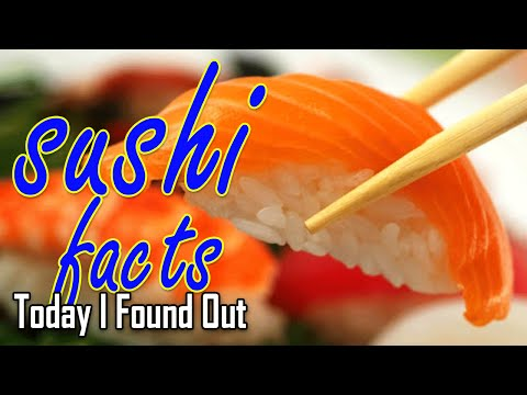 Why the Traditional Ingredients of Sushi Never Required Raw