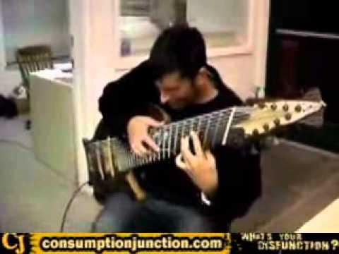 12條弦的電吉他彈超級瑪莉,超屌!